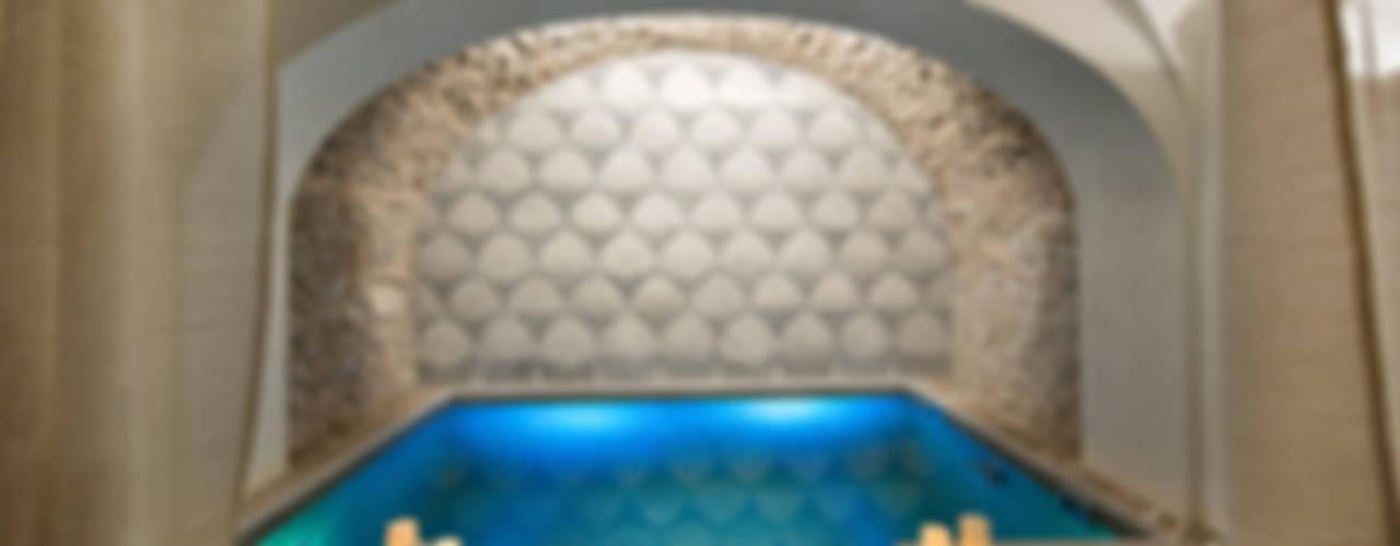 Бассейн в средиземноморском стиле от Francesco Della Femina Средиземноморский