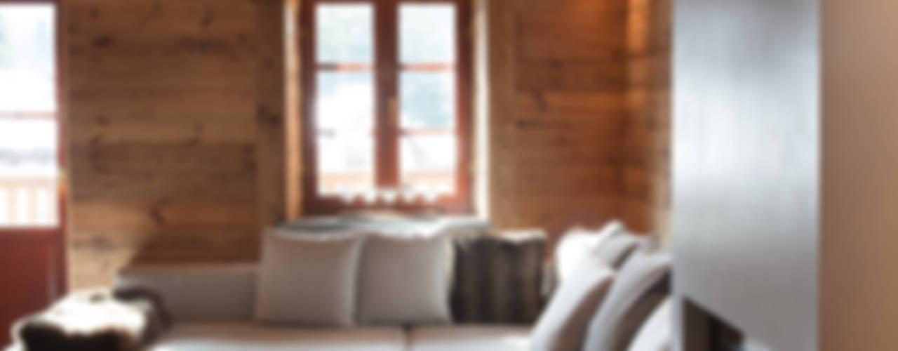 Livings de estilo escandinavo por archstudiodesign