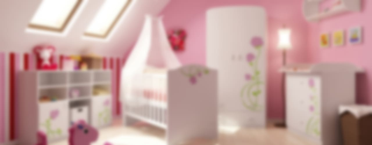 Nursery/kid's room by Möbelgeschäft MEBLIK,