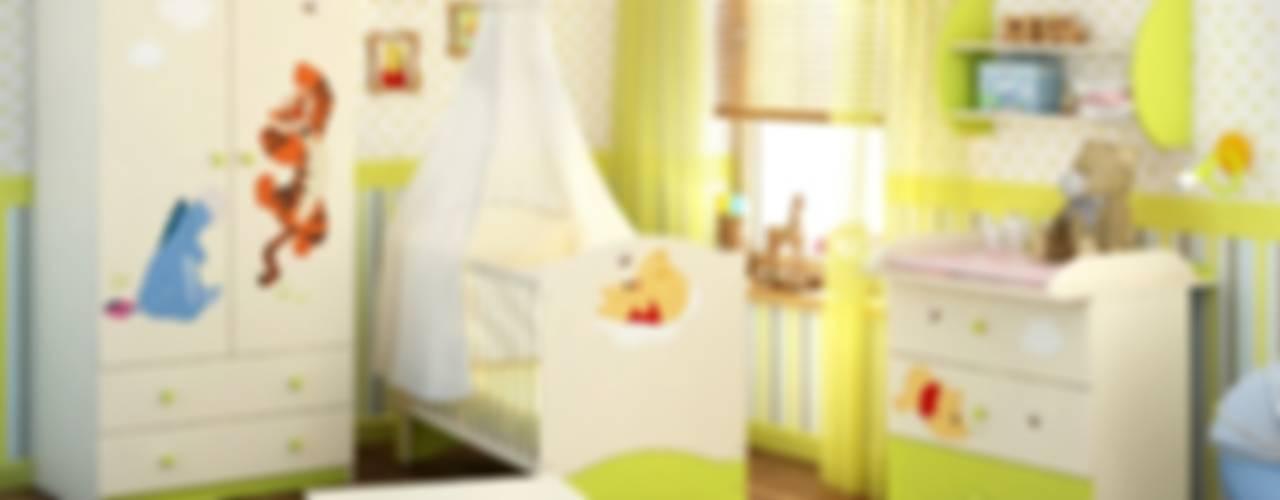 Projekty,  Pokój dziecięcy zaprojektowane przez Möbelgeschäft MEBLIK, Nowoczesny