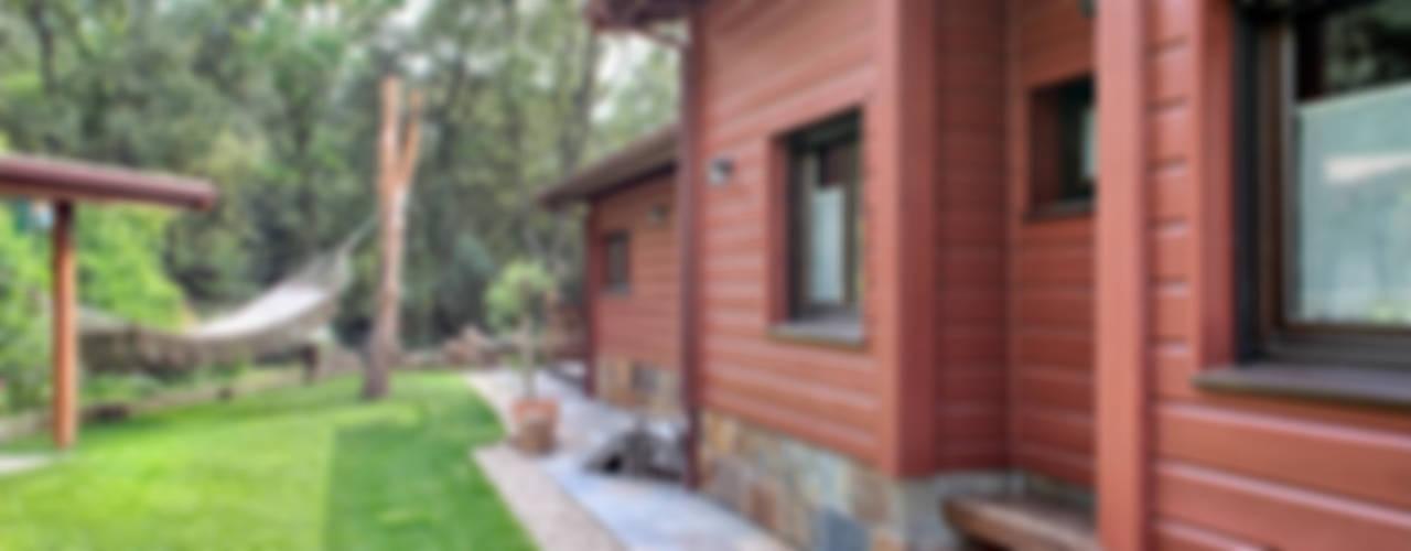 Casas modernas por HOUSE HABITAT Moderno