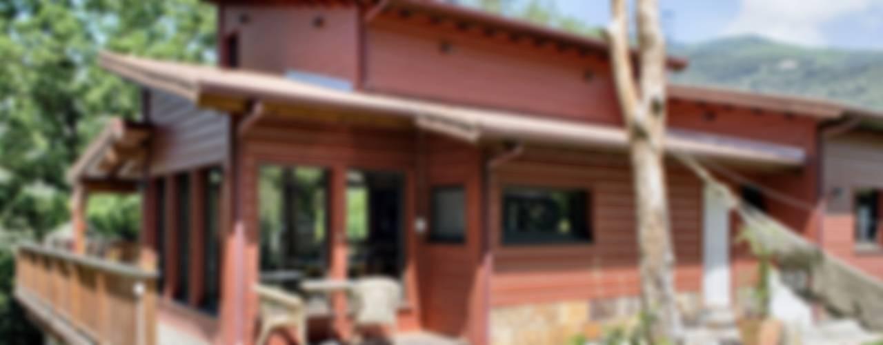 Maisons modernes par HOUSE HABITAT Moderne