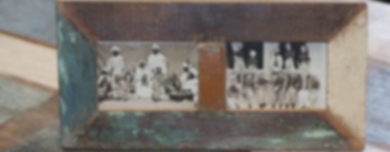 Bilderrahmen aus Treibholz von Upcycling Deluxe Asiatisch