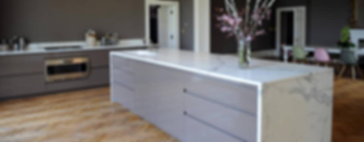 Project 820 Modern Kitchen by Artichoke Modern