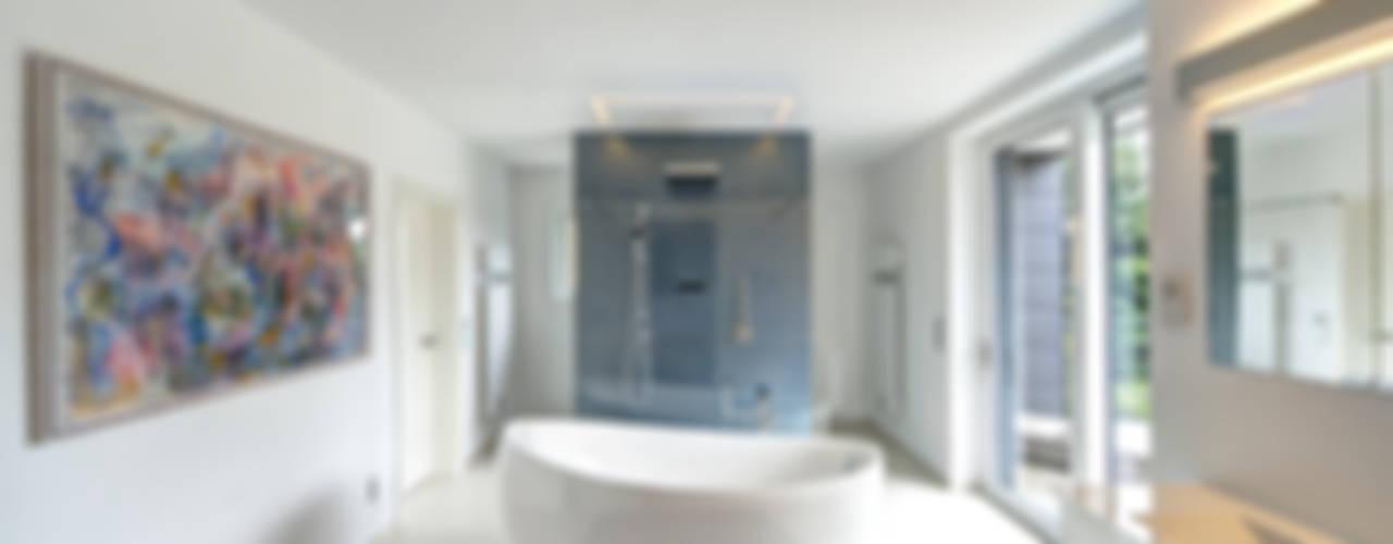 Salle de bain moderne par Innenarchitektin Katrin Reinhold Moderne