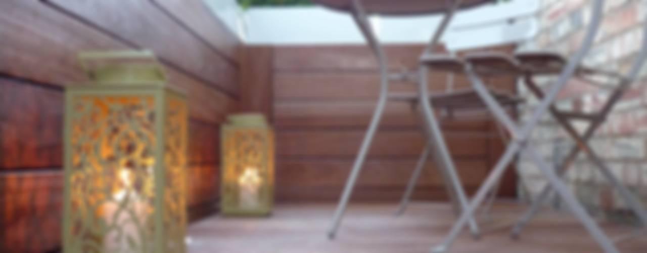 Terrace by Paul Newman Landscapes,