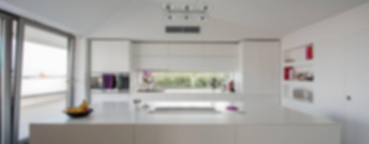 Attico sullo Stretto Cucina minimalista di Mobilificio Marchese Minimalista