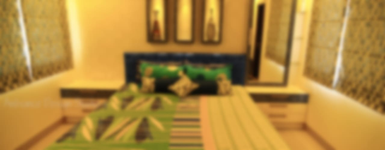 Mr. Siddhart Shandilya Rooms by Ambiance