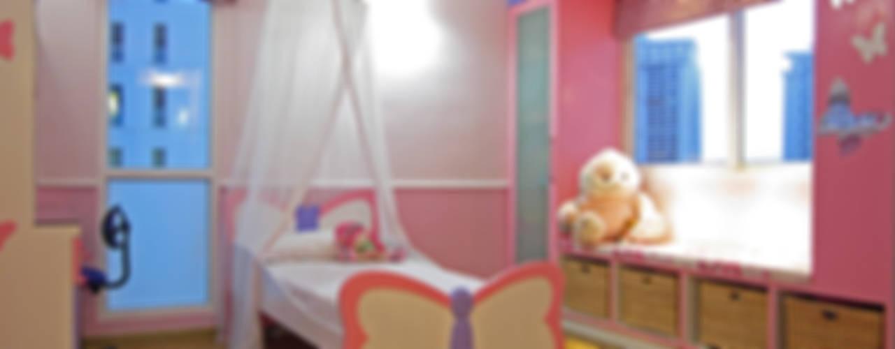 Jha Residence Modern nursery/kids room by Cozy Nest Interiors Modern