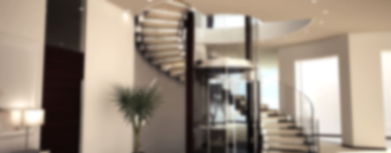 PROJECT WAS DELETED!: modern  von Siller Treppen/Stairs/Scale,Modern