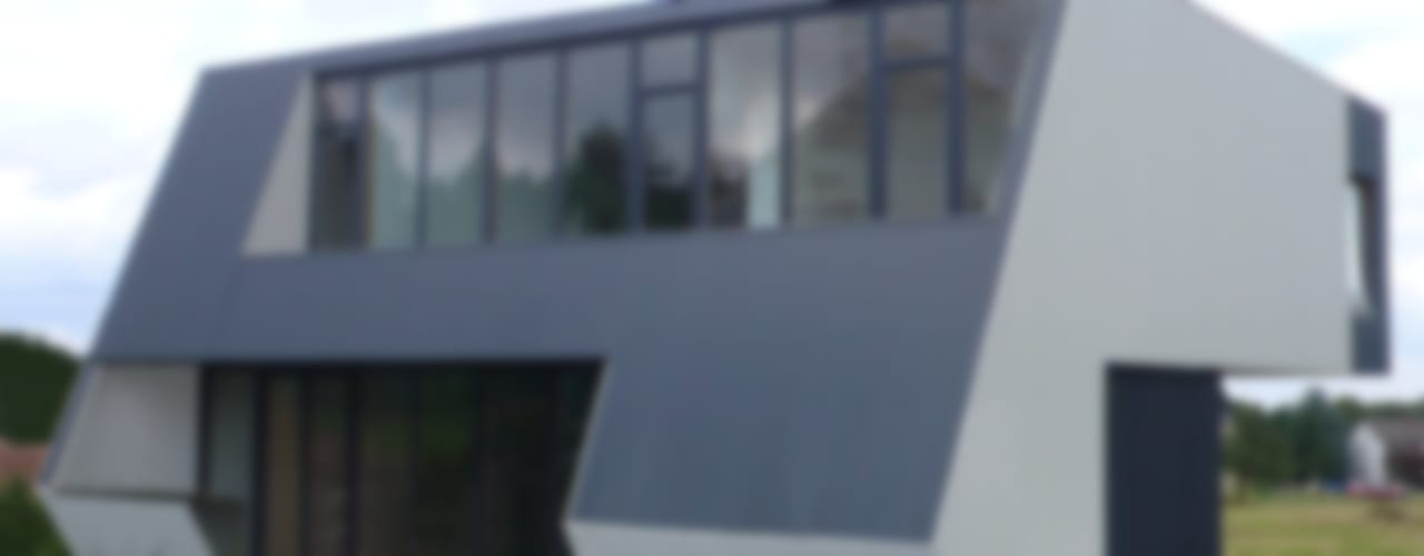 Huizen door boehning_zalenga  koopX architekten in Berlin, Eclectisch