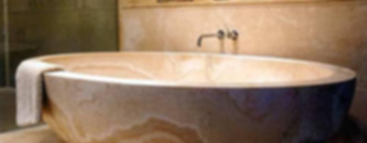Stone Bath Tubs Anzalna Trading Company Kırsal/Country