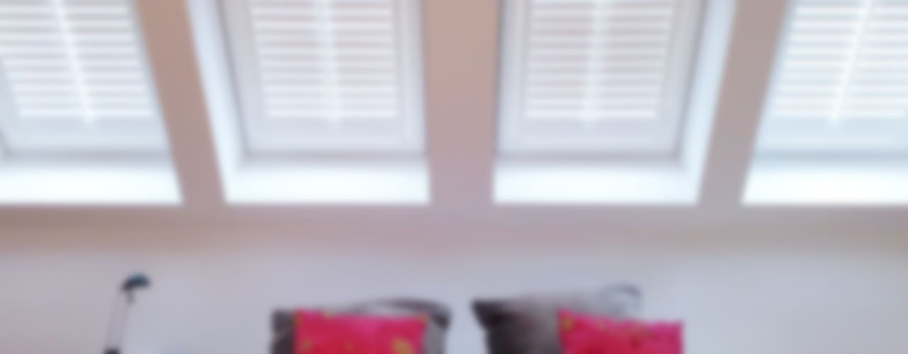 Mixed Photos por Plantation Shutters Ltd Clássico