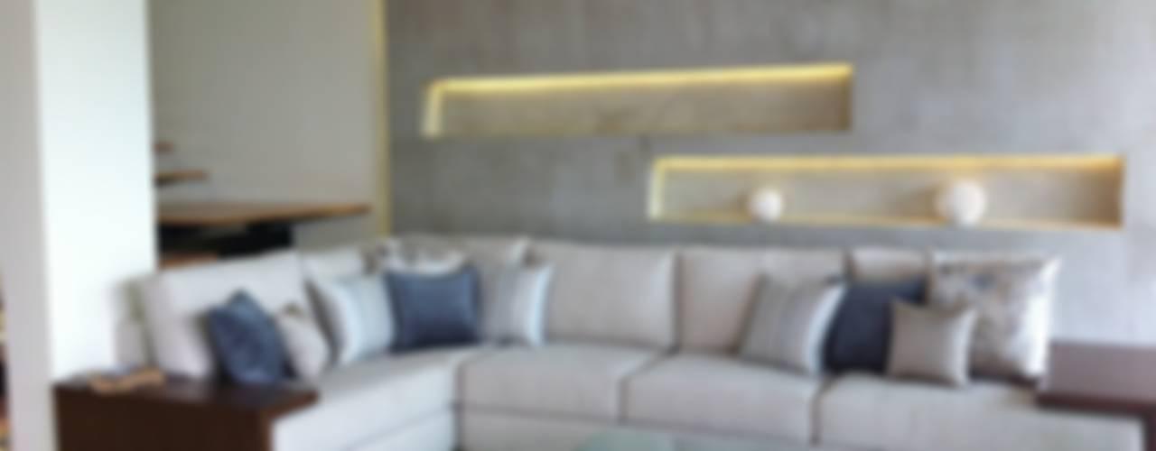 GHT EcoArquitectos Вітальня