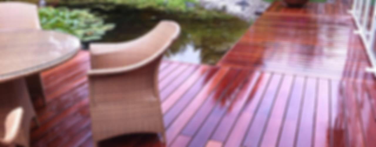 Jardins  por BS - Holzdesign,