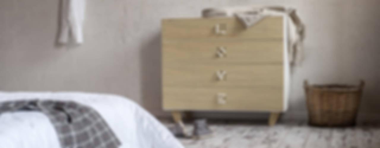Nodo, mobili contenitori per Formabilio di Andrea Brugnera Design Scandinavo