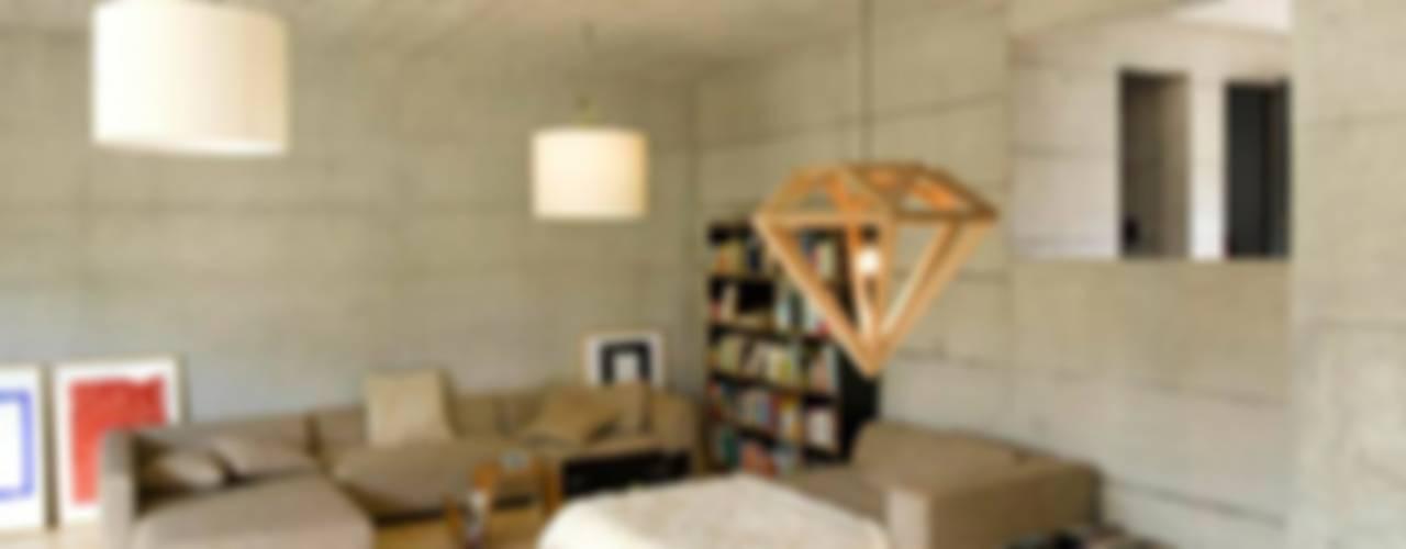 Modern Oturma Odası Marty Häuser AG Modern