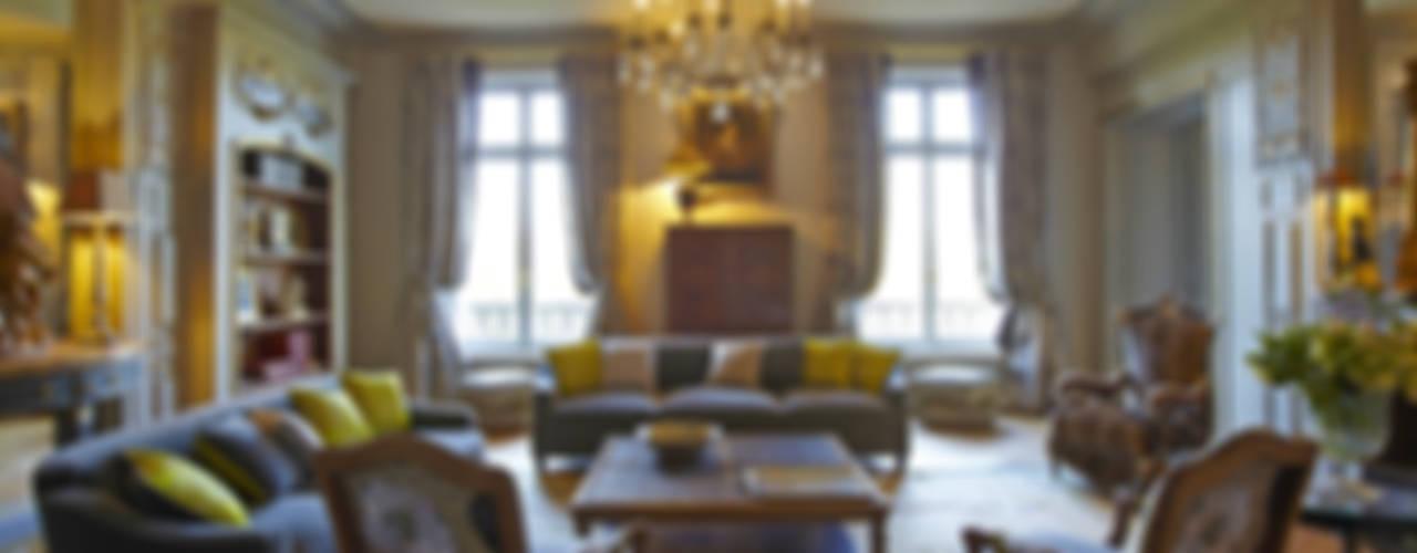 Nouvelle vie d'un appartement parisien Mis en Demeure MaisonAccessoires & décoration
