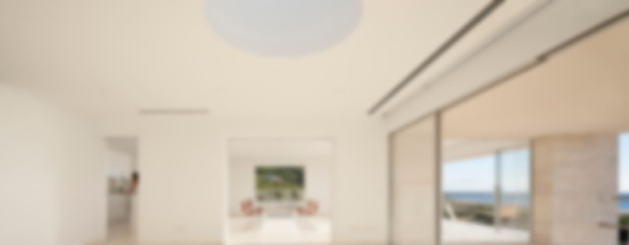 Alberto Campo Baeza Modern living room