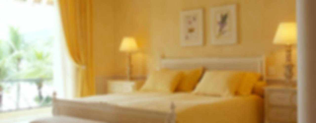 Schlafzimmer von Studio Oscar Mikail,