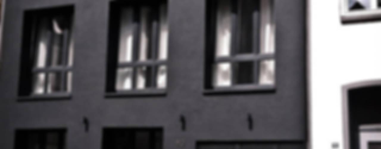 Industriële huizen van SzturArchitekten GmbH Industrieel
