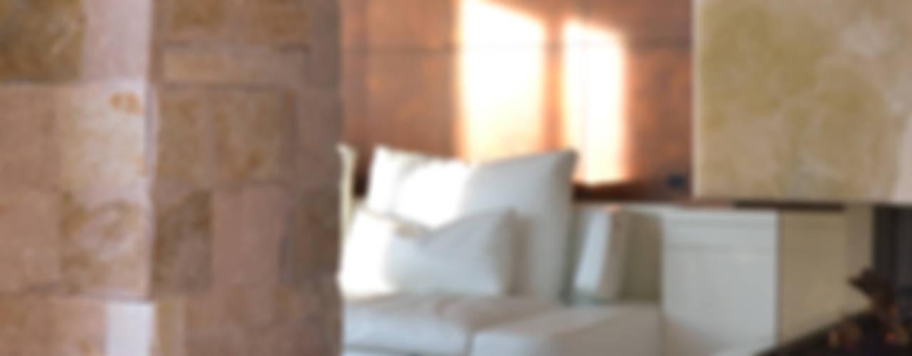 Salas de estar  por Andrea Girotto Architetto, Moderno