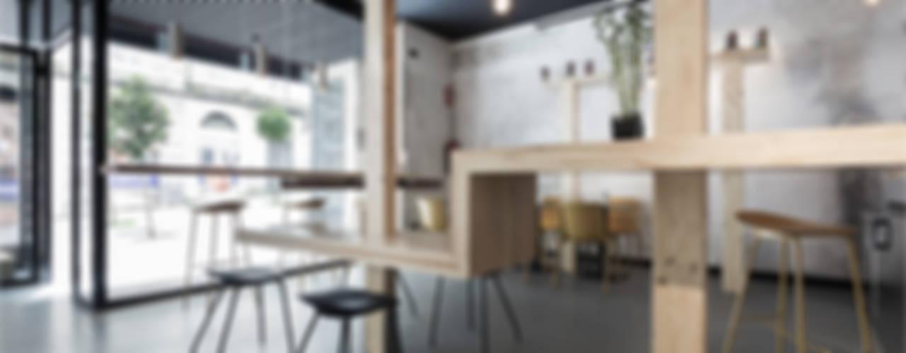 Moderne Ladenflächen von Nan Arquitectos Modern