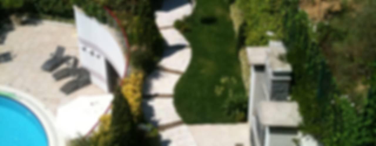 Tarabya Ruya Residence Jardínes: Ideas, imágenes y decoración de Bahce Tasarim