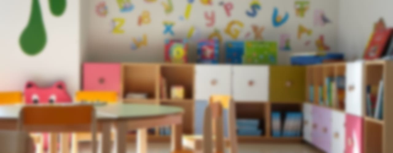 Nursery/kid's room by MOLUDO, Modern