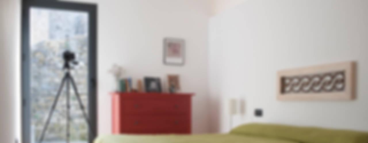 Casa JIR, Majones (Huesca) Dormitorios de estilo moderno de DMP arquitectura Moderno