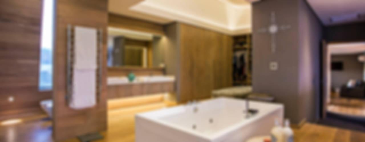 浴室 by Metropole Architects - South Africa, 現代風