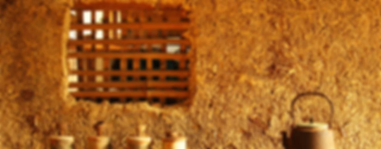 Salle multimédia originale par 高原正伸建築設計事務所 一級建築士事務所 Éclectique