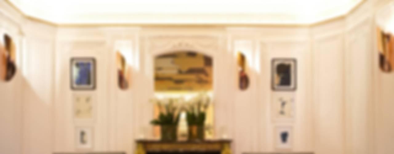 HÔTEL VERNET Larforma Sala de estarSofás e divãs