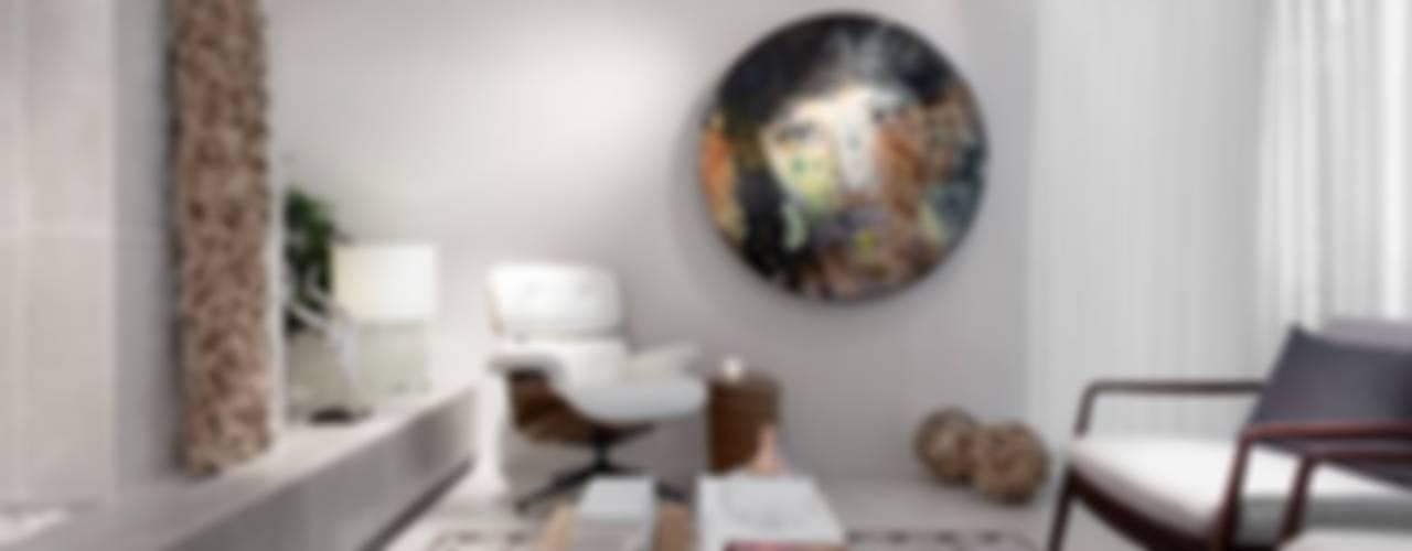 BE - Loft Salas de jantar ecléticas por Ana Rita Soares- Design de Interiores Eclético