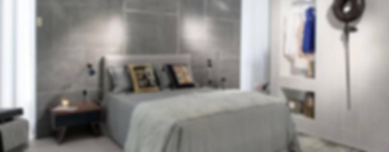 BE - Loft: Quartos  por Ana Rita Soares- Design de Interiores