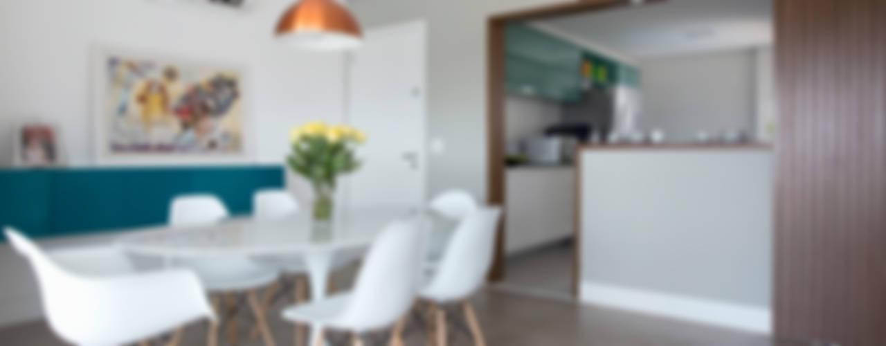 Comedores modernos de Decorare Studio de Arquitetura Moderno