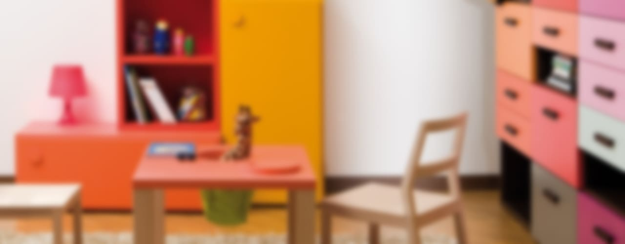 por MOBIMIO - Räume für Kinder