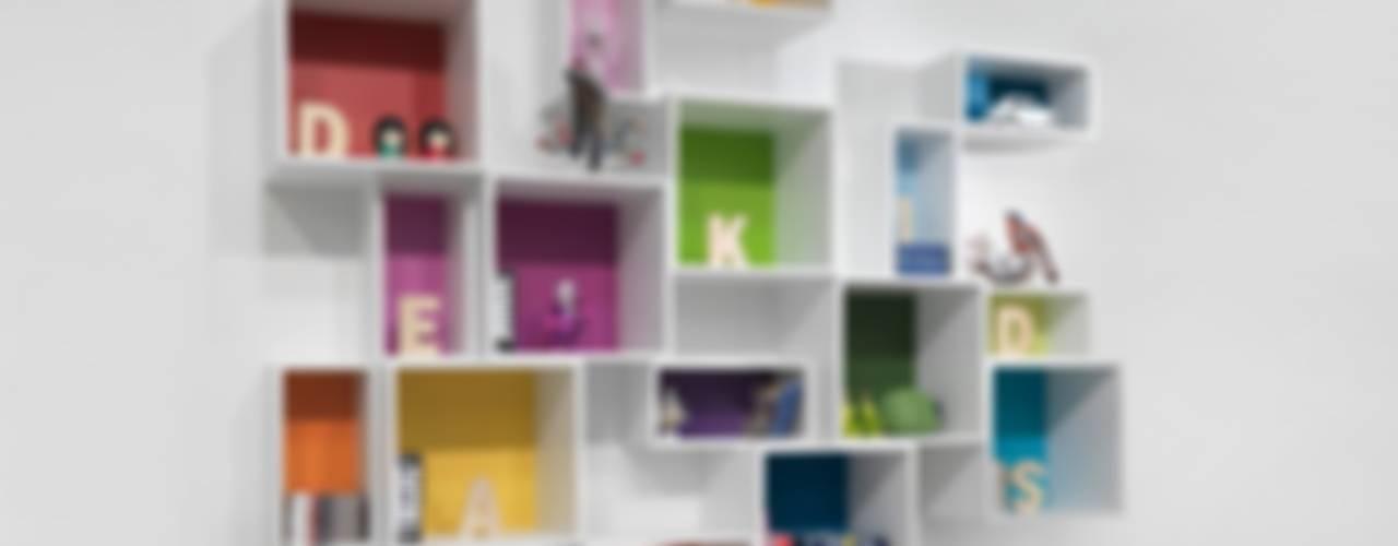 por MOBIMIO - Räume für Kinder Eclético