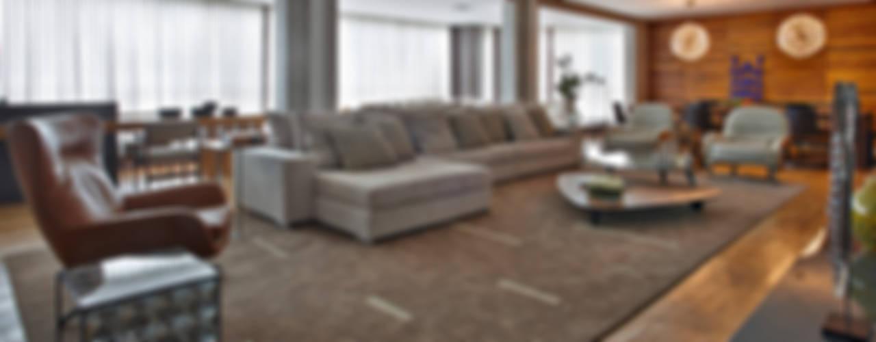 Apartamento LA Casas modernas por David Guerra Arquitetura e Interiores Moderno