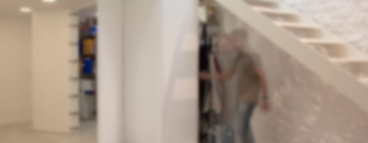 01_appartamento a Verona Case in stile minimalista di moovdesign Minimalista