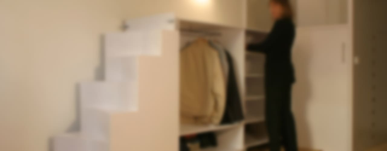 Beriot, Bernardini arquitectosが手掛けた寝室, ミニマル