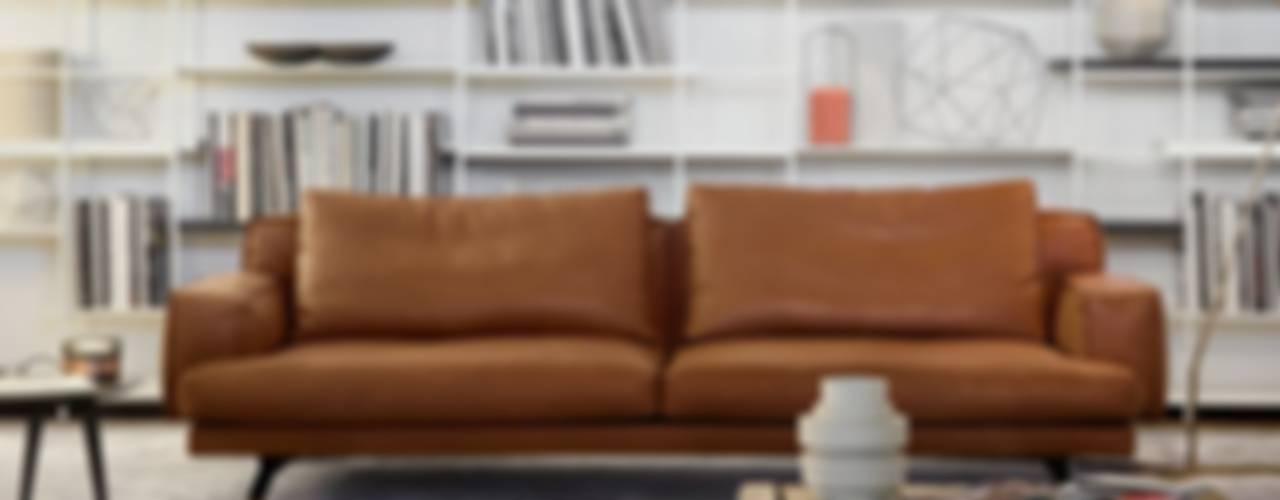 Sofás por QuartoSala - Home Culture Moderno