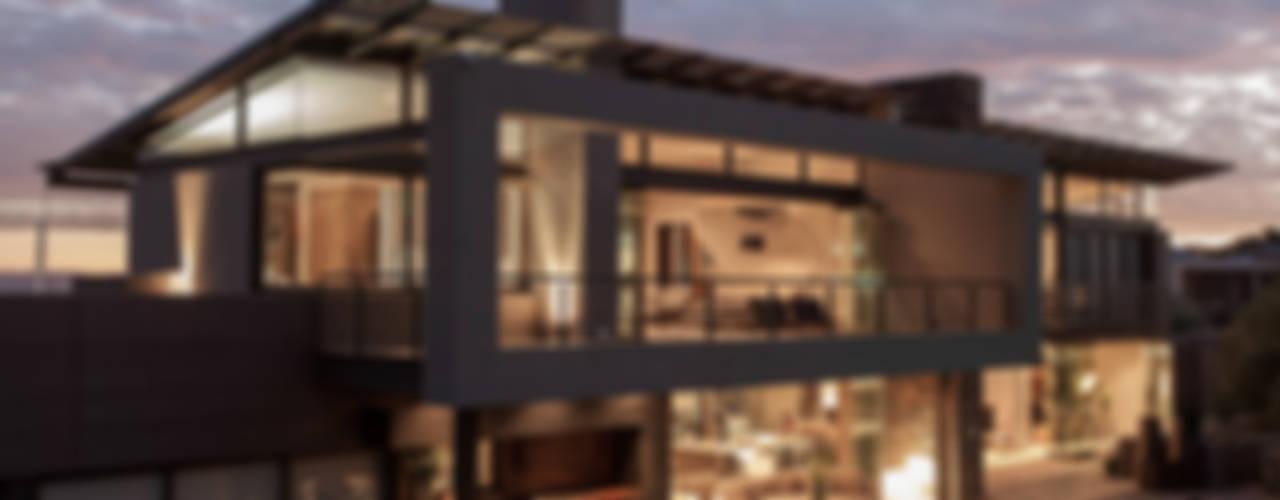 Houses by Nico Van Der Meulen Architects ,