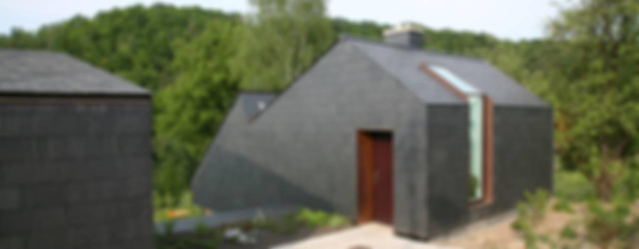 Salas / recibidores de estilo  por F29 ARCHITEKTEN GMBH, Moderno