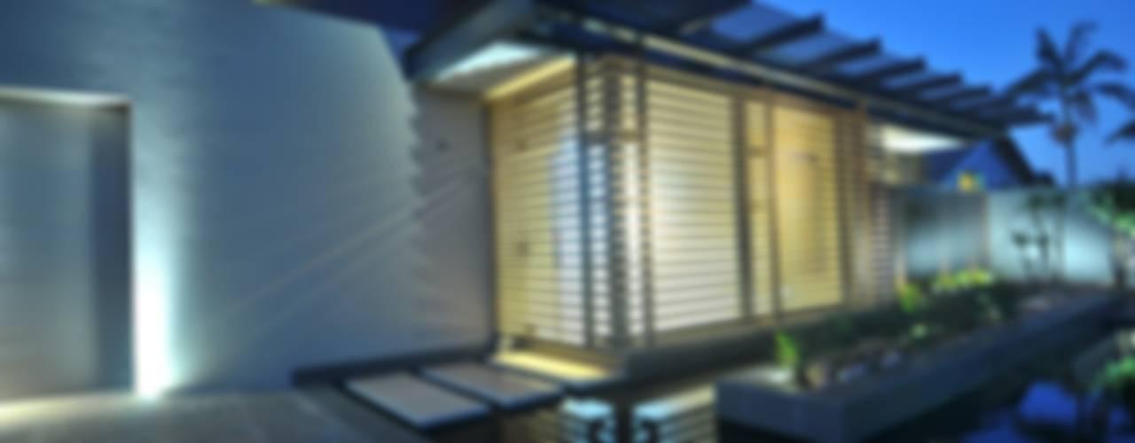 House Abo من Nico Van Der Meulen Architects حداثي