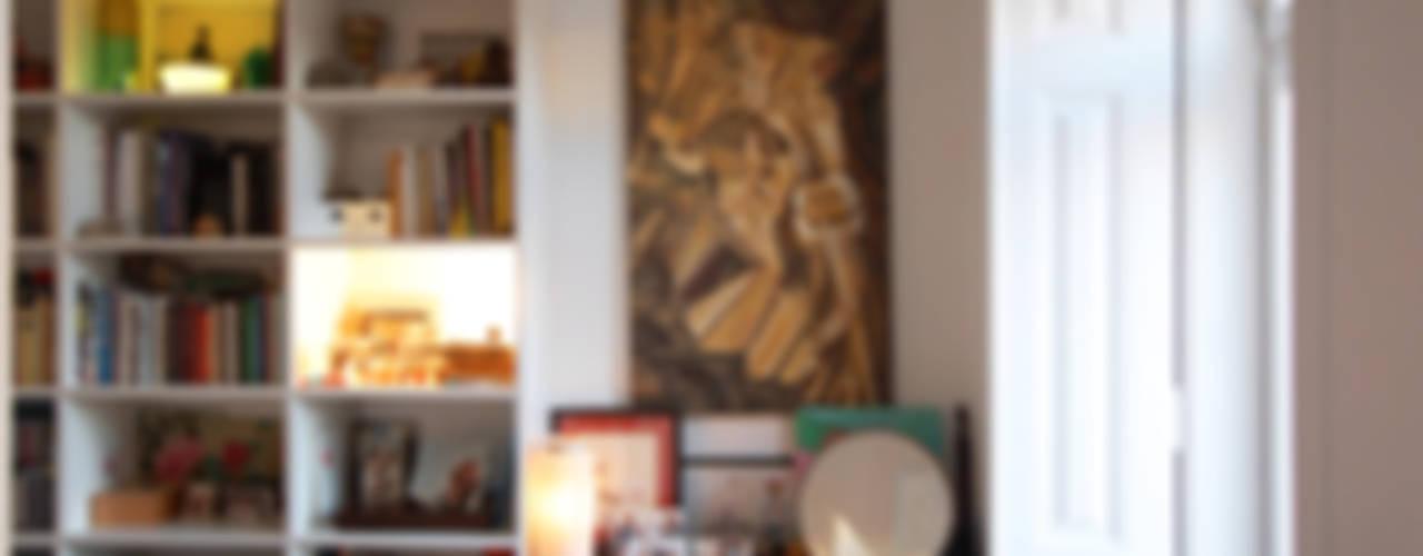 Minimalist Yatak Odası pedro pacheco arquitectos Minimalist