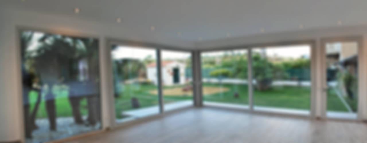 Dépendance P+G: Giardino d'inverno in stile  di 'ArchIM&DE Project' - Arch. Vincenzo Di Natale -
