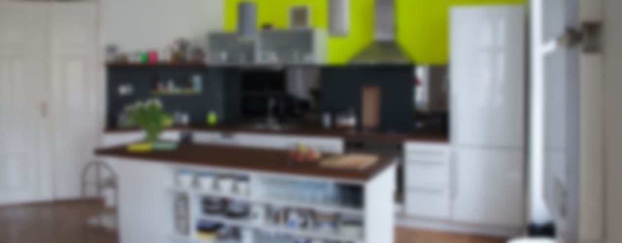 Kitchen by Berlin Interior Design, Eclectic