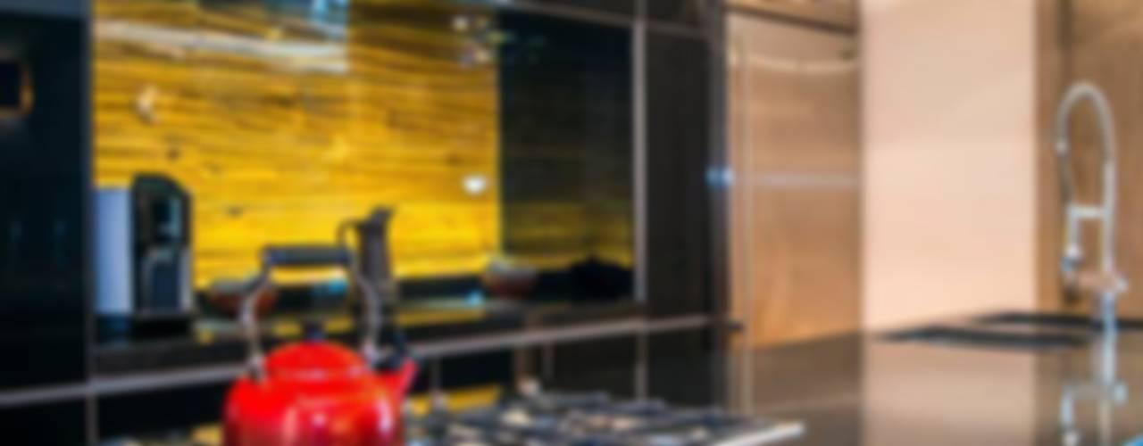Veramonte I Cocinas eclécticas de Sobrado + Ugalde Arquitectos Ecléctico
