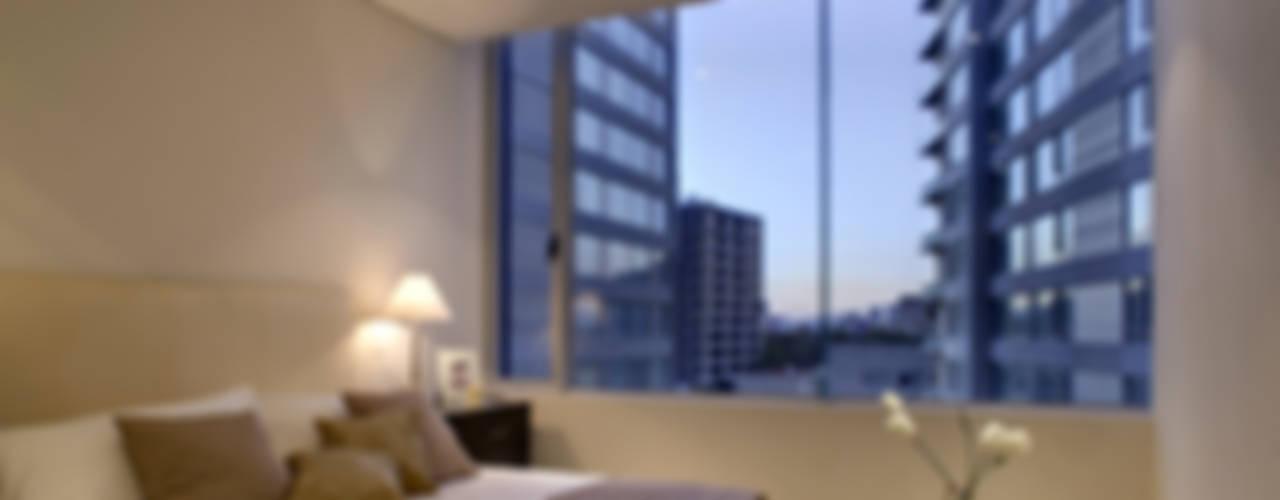 Residencial WTC México D. F.:  de estilo  por Illux de México